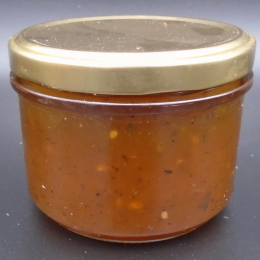Confiture Tomate Menthe